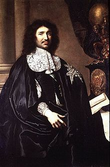 Jean-Baptiste Colbert (French: [ʒɑ̃.ba.tist kɔl.bɛʁ]; 29 August 1619 – 6 September 1683) was a French politician who served as the Minister of Finances of France from 1665 to 1683 under the rule of King Louis XIV.