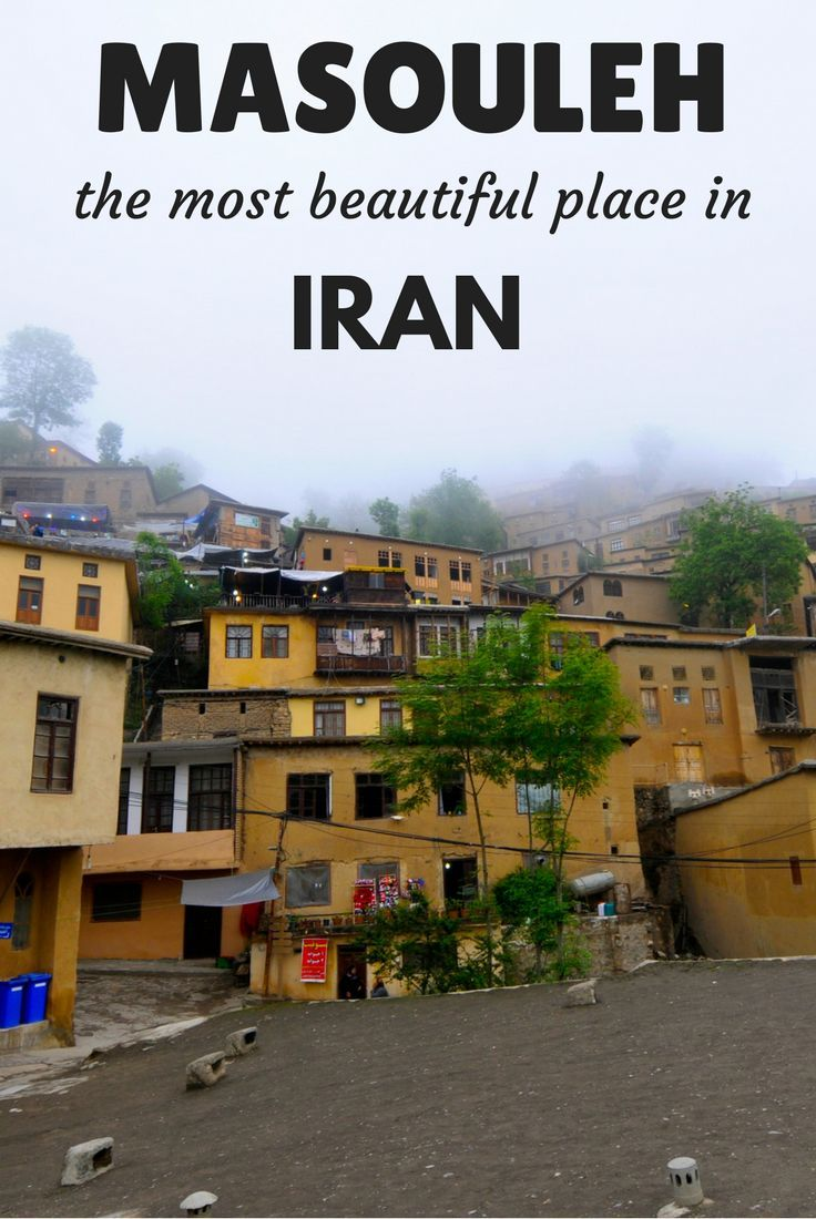 Masuleh village is one of the most beautiful villages of Iran: first class hikes and Iranian shepherds