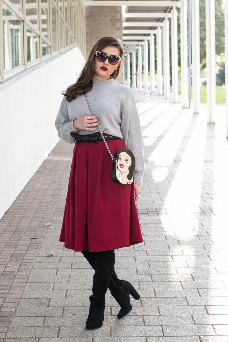 Sara Bow Herbst Outfit 2017