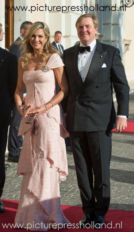 Staatsbezoek Italië en Vaticaanstad - dag 2 contraprestatie | ModekoninginMaxima.nl