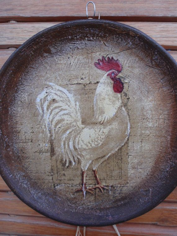 Best 10 Rooster Plates Ideas On Pinterest Rooster Decor