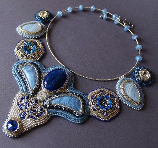 Fabulous jewelry by Olga Snetkova