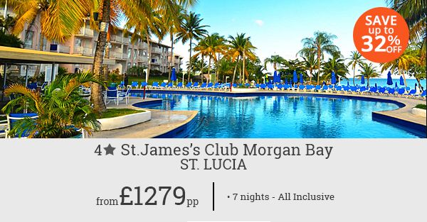 Get ready for a fun-packed Caribbean holiday. Enjoy wonderful amenities and big savings with this exclusive deal for St James's Club Morgan Bay.