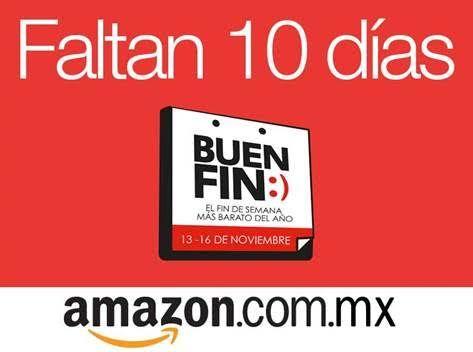 Las novedades de Amazon México para El Buen Fin y la temporada de fin de año - http://webadictos.com/2015/11/03/las-novedades-de-amazon-mexico-para-el-buen-fin/?utm_source=PN&utm_medium=Pinterest&utm_campaign=PN%2Bposts