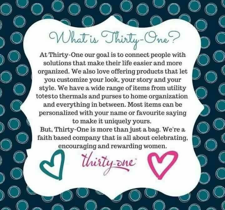Best 25+ Thirty one consultant ideas on Pinterest   Thirty one ...