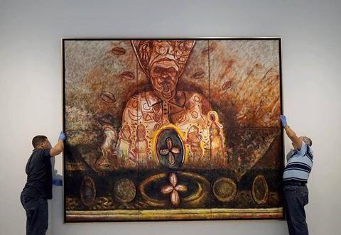 The Big Night has arrived!!! Diogenes Ballester's Museum Exhibit / La – Medina Pi Art