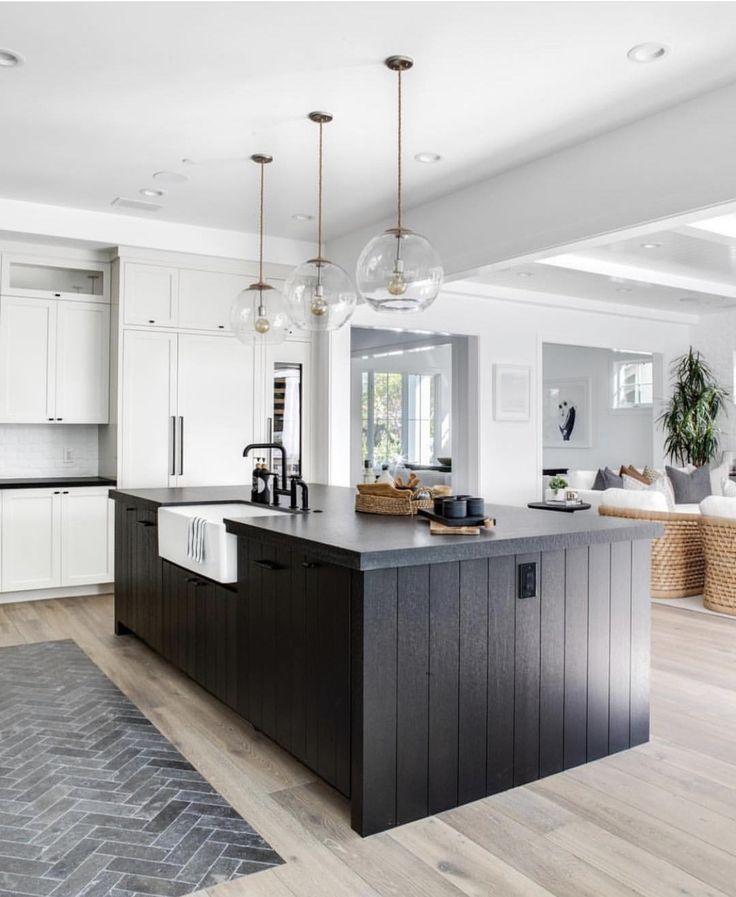 shiplap island with images beautiful kitchen designs black kitchen island kitchen design on kitchen island ideas black id=75130