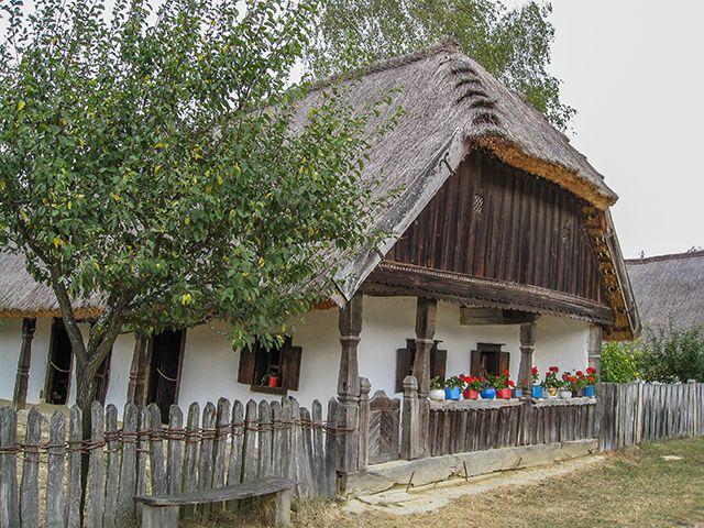 Gemütlich im Nationalpark Hortobágy in der ungarischen Puszta.