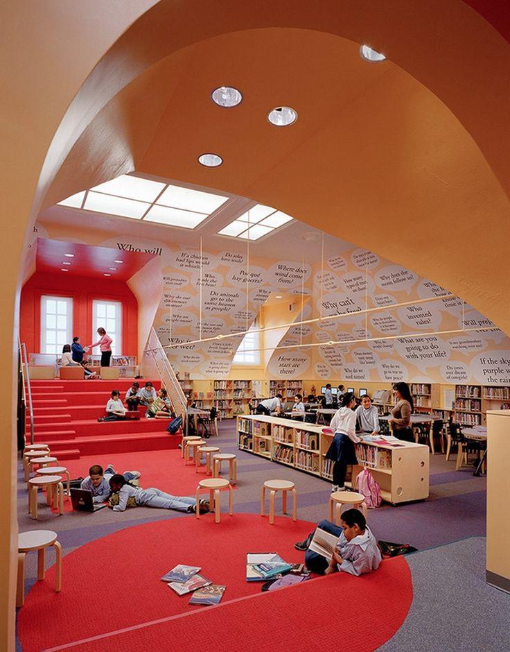 The Robin Hood Library Initiative Best Of Book Riot School DesignSchool