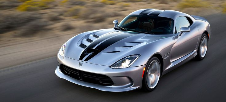 Recommended by http://koslopolis.com - New York City Online Magazine - 2015 Dodge Viper - V10 Engine Sports Car