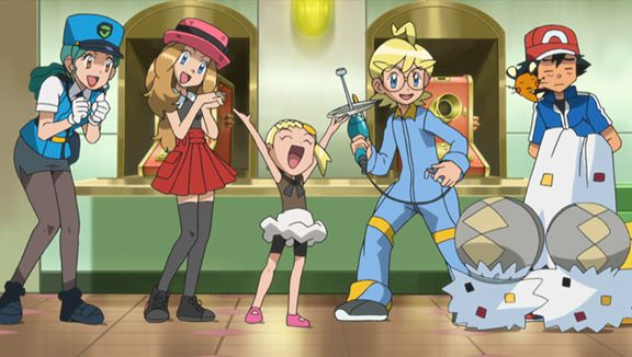 Pokemon Season 17: XY Episode 34 The Forest Champion! | Watch cartoons online, Watch anime online, English dub anime