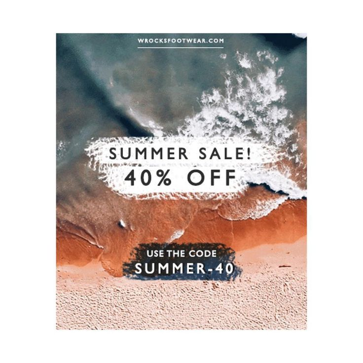 Do you have your shoe game ready for the summer? 👟☀️ Don't miss this chance to get 40% off in the entire website! Go ahead and use the code SUMMER-40 in the checkout of your purchase 🙌🏼 Go to wrocksfootwear.com (link in the bio) 🌐👟👌🏼 #sales #summersales #summer #springsummer #springsummer2017 #washedrocks #wrocksfootwear #sneakers #sneakerhead #sneakerfreak #fashion #instafashion #picoftheday #photooftheday #photography