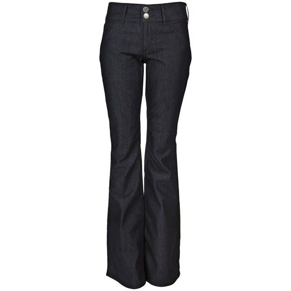 17  ideas about Women's Flared Jeans on Pinterest | Wide leg jeans ...