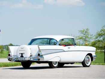 Beautiful 1957 Chevrolet Bel Air Sport Coupe