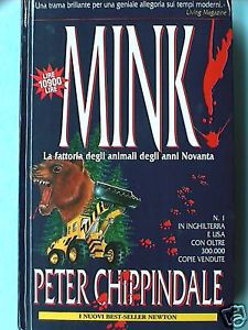 Mink! - Peter Chippendale.