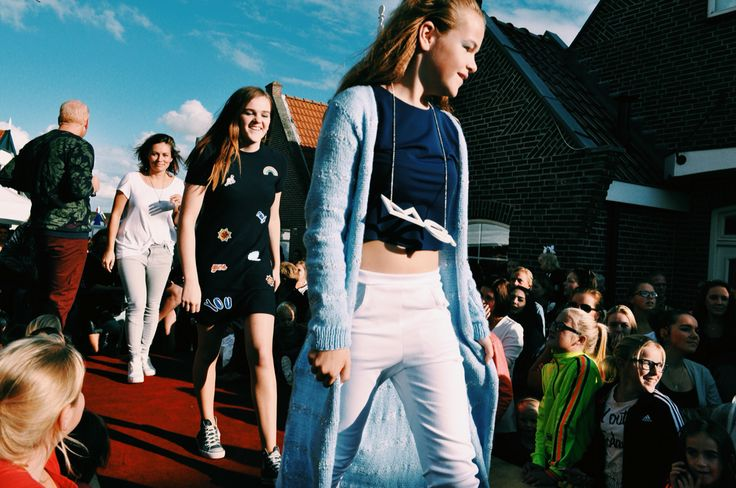 Became 1st with the 'Oud Urk' designercompetition!! At this photo you see my little sister, as my model, and me. The clothes my little sister is wearing were designed en made by me. #MG #fashion #designercompetition