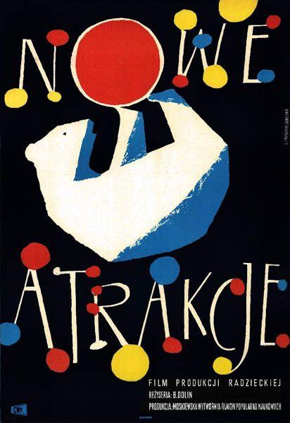 1958 Ewa Frysztak - Nowe atrakcje / New attractions