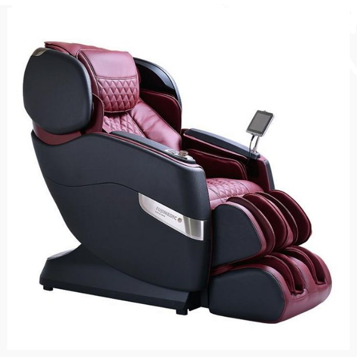 Pin By Morethanclassy On Classic Collection Massage Chair Midnight Red Massage