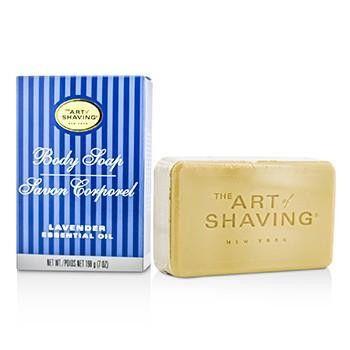 Body Soap - Lavender Essential Oil - 198g-7oz