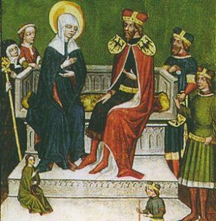 Henryków Blog: O fundacji klasztoru w Henrykowie