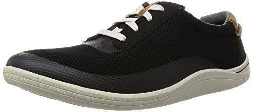 Oferta: 89.95€ Dto: -40%. Comprar Ofertas de Clarks Mapped Edge - Zapatos Oxford para hombre, color black combi, talla 42.5 barato. ¡Mira las ofertas!