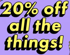 ASOS - 20% off everything + free delivery (code)! Minimum spend $120 [Ends Today]
