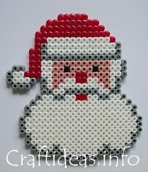 Papá Noel cara