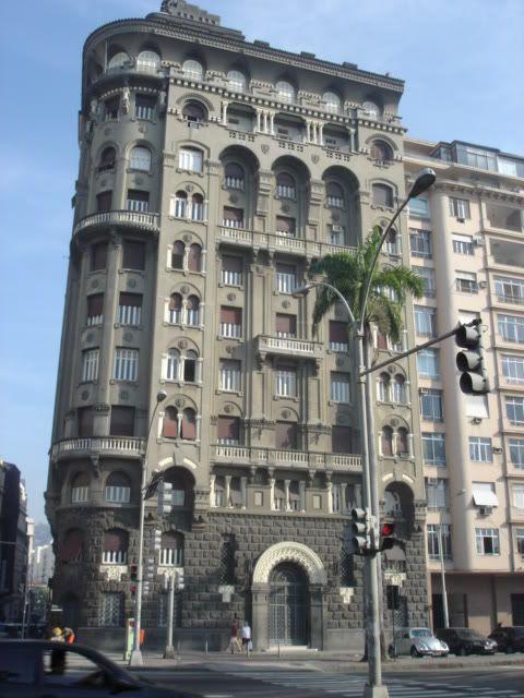 Edificio Seabra, Praia do Flamengo