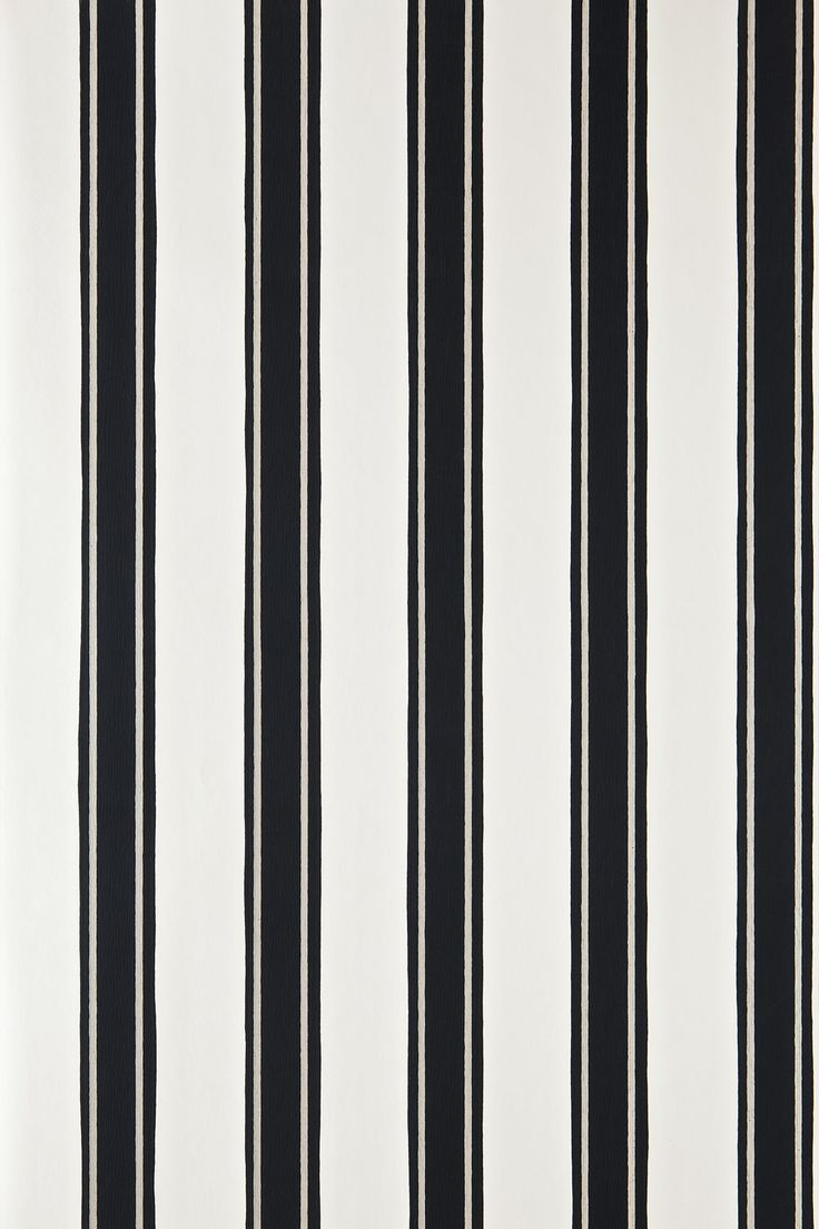 Farrow U0026 Ball   Block Print Stripe BP For The Back Of The Glass Front  Cabinets