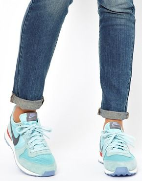 Image 3 - Nike - Internationalist - Baskets - Bleu