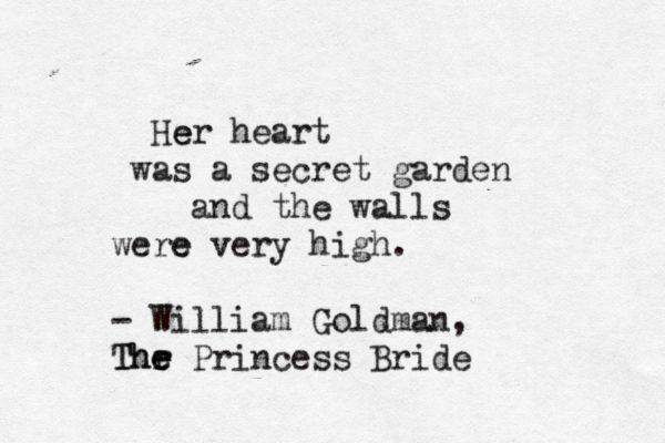 William Goldman- The Princess Bride