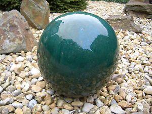 Glazed ball