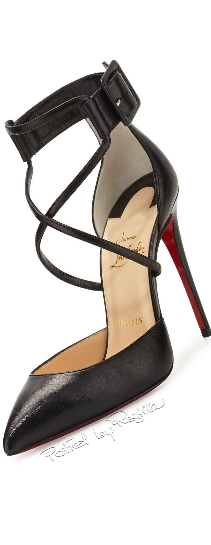 Find this Pin and more on Shoes - Christian Louboutin.