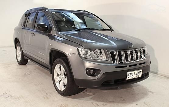 2012 Jeep Compass Sport Manual MY12-$15,995*