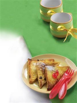 Roti Goreng a la French Toast  Ayahbunda.co.id