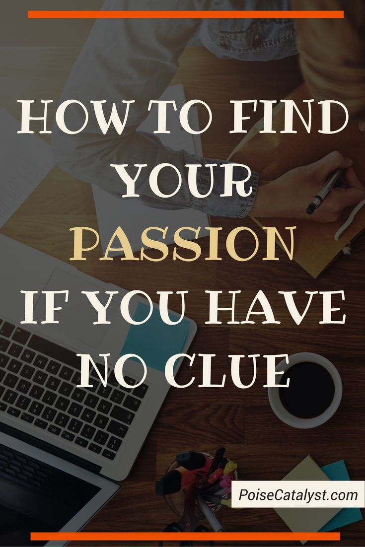 Check out Holly's tips on how to find your PASSION, even if at the moment you have no clue. :) Click through for the video!