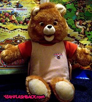 Teddy Ruxpin: Childhood Memories, Know Your Teddy, Mine Lol, Thoughts Mine, Teddy Ruxpin, Teddy Rupxkin, Creepy Toys, Schools Toys, Kid