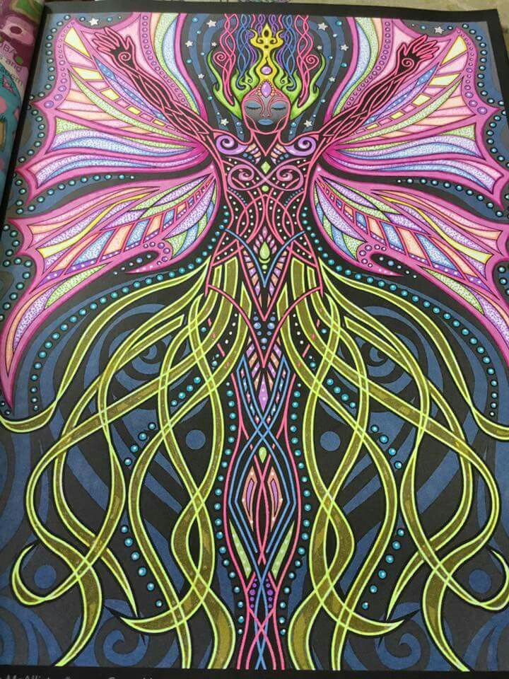 49 Best Beautiful Coloring Books For Grown Ups Images On