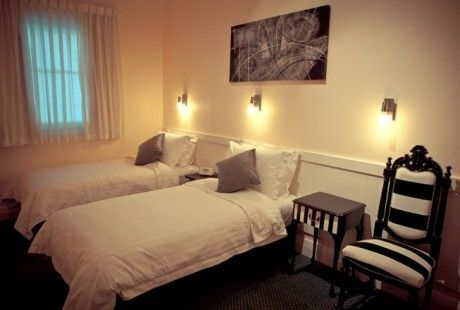 """The """"Elysian"""" luxury park view apartment - second bedroom. #holiday #glenelg #apartment #luxury #vacation #travel"""