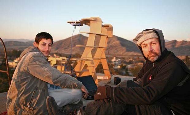 DIY wifi network covers Jalalabad
