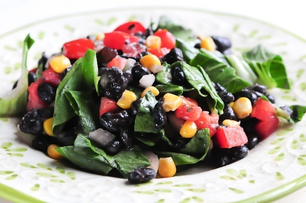 Raw Food Recipes raw: Diet Food, Black Beans, Fresh Veggies, Food Diet, Beans Salad, Recipe Raw, Raw Recipe, Drinks Recipe, Raw Food Recipe
