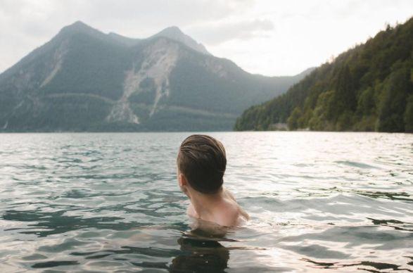 Und der Ausblick ist in Thailand auch viel schöner? Ich sage nur: Walchensee.