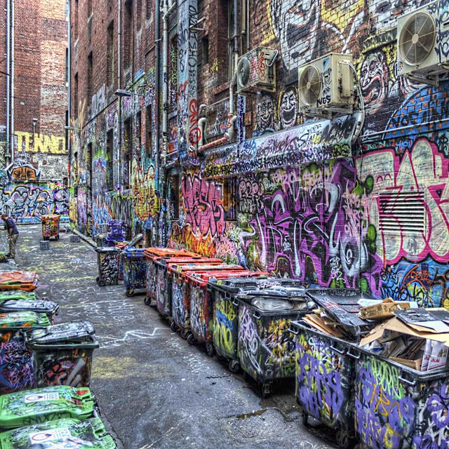 Rutledge Lane, Melbourne, Australia