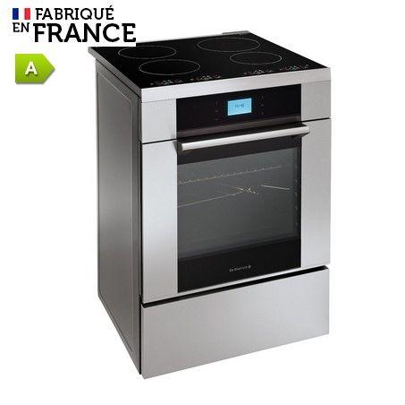 De Dietrich DCI1594X INOX pas cher prix promo Cuisinière induction Mistergooddeal 1 009.58 € TTC au lieu de 1 399 €