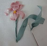 silk ribbon embroidery tutorial
