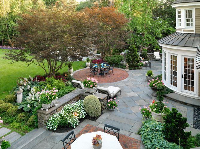 Garden Design New England best 60+ garden ideas new england decorating design of 737 best