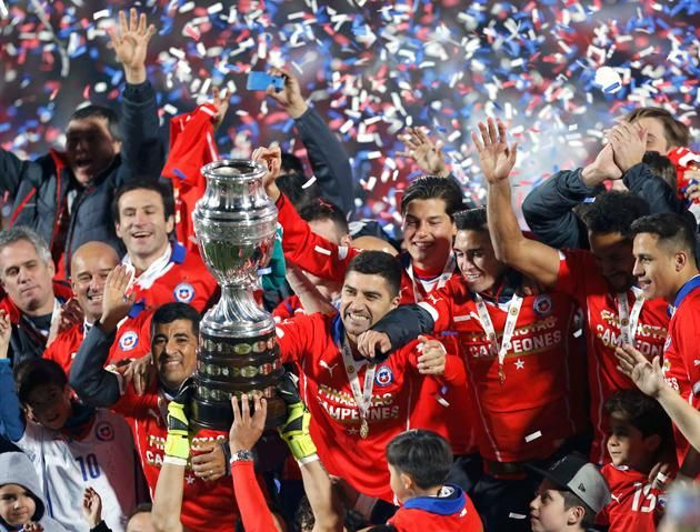 chile campeones