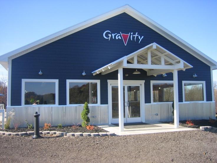 Gravity Winery, Baroda, Michigan   Wonderful new winery...great chocolate and cheese pairing. New, fresh and a must experience! (Baroda Michigan)