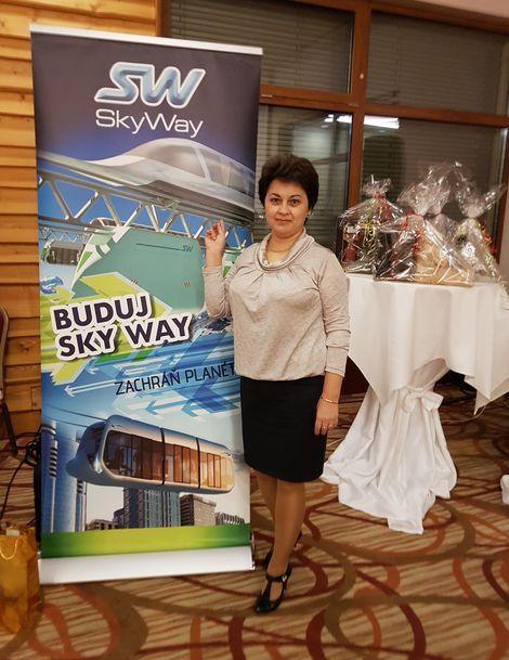 Évértékelő SkyWay konferencia a Tátrában.. - Vegyél részt a jövő építésében...