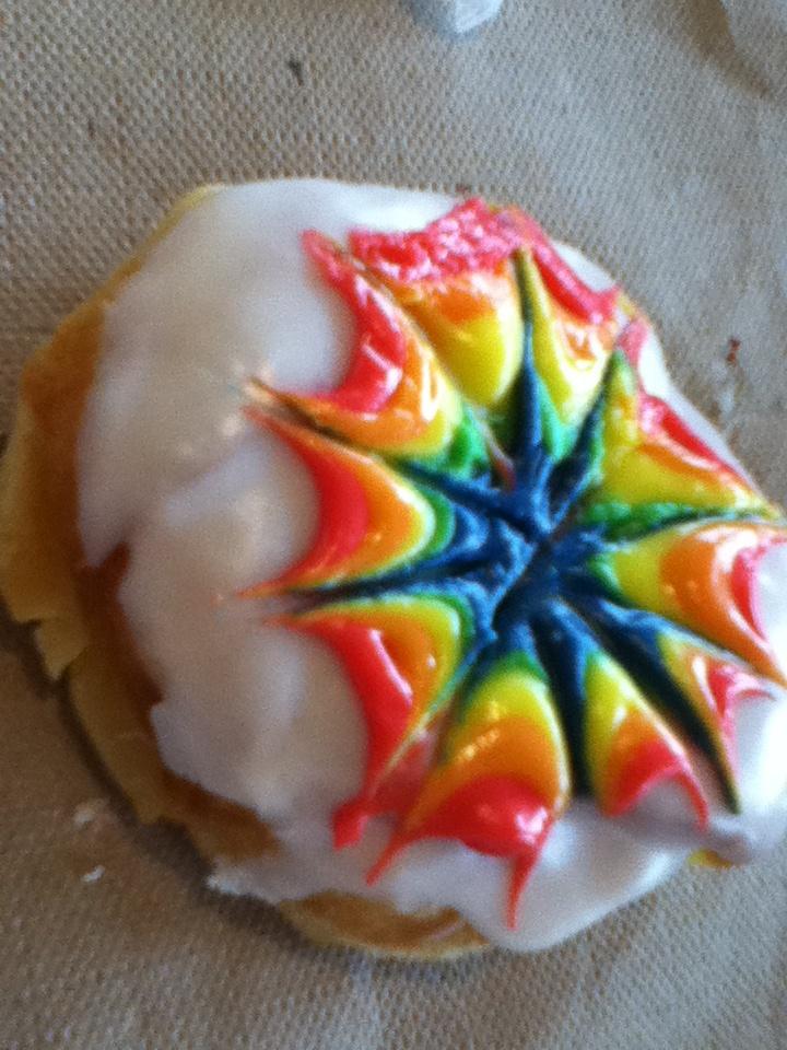 Rebel donuts! :)